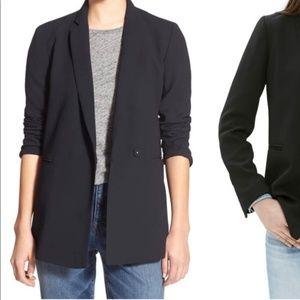 Madewell lycee drapey blazer